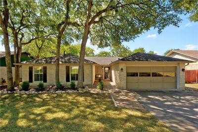 Austin Single Family Home For Sale: 3305 Sanderling Trl