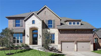 Georgetown Single Family Home For Sale: 1212 Lakeside Ranch Rd