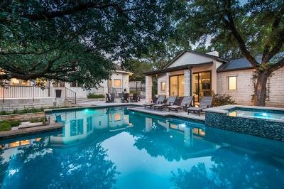 Austin TX Single Family Home For Sale: $2,749,500