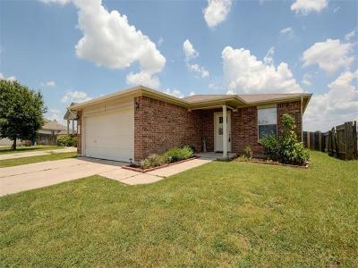 Del Valle Single Family Home For Sale: 6201 Vida Nueva Ave