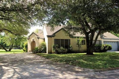 Lockhart Single Family Home For Sale: 1298 Walter Ellison Dr