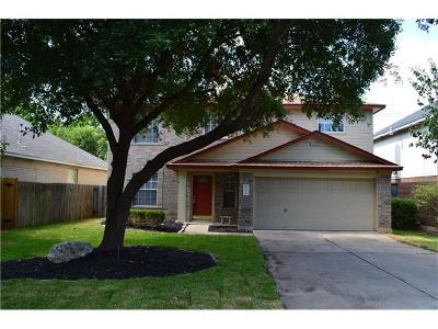 Austin Single Family Home For Sale: 9604 Copper Creek Dr
