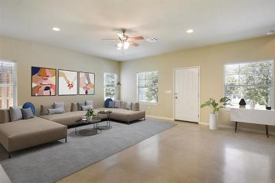 Liberty Hill Single Family Home For Sale: 215 Grange