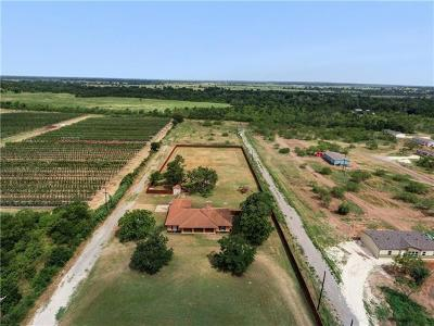 Bastrop County Single Family Home For Sale: 808 Pope Bend Rd N