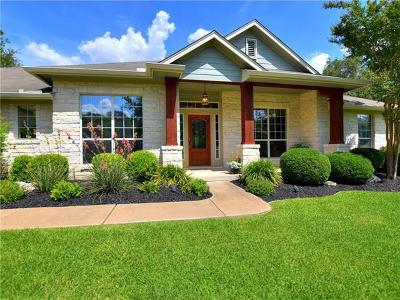 Cedar Park Single Family Home For Sale: 13213 Running Doe Ln