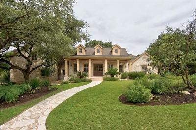 Austin TX Single Family Home For Sale: $1,595,000