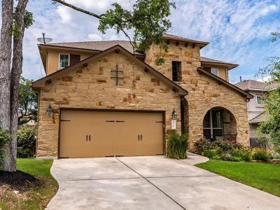 Austin Single Family Home For Sale: 6708 Serlio Dr