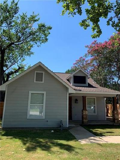 Austin Single Family Home For Sale: 914 Vargas Rd