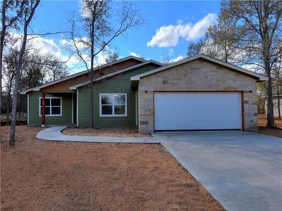 Bastrop County Single Family Home For Sale: 103 Naalehu Ct