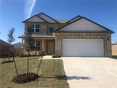 Pflugerville Single Family Home For Sale: 19204 Quebrada Dr