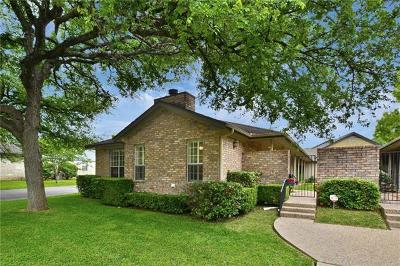 Hays County, Travis County, Williamson County Single Family Home For Sale: 10802 Pinehurst Dr #A