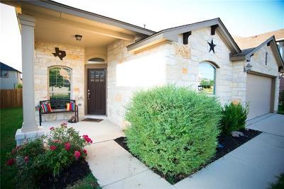 Leander Single Family Home For Sale: 1103 Drake Cv