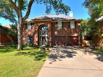 Single Family Home For Sale: 12903 Medina River Way