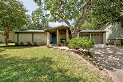 Austin Single Family Home For Sale: 1901 Saint Albans Blvd