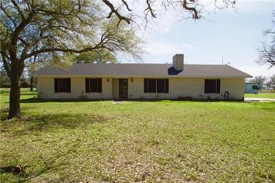 Giddings Single Family Home For Sale: 4958 E Highway 290