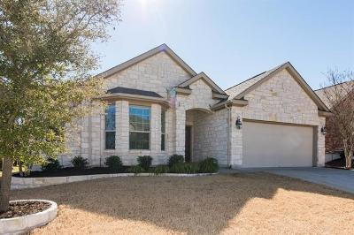 Pflugerville Single Family Home Pending - Taking Backups: 2825 Dusty Chisolm Trl