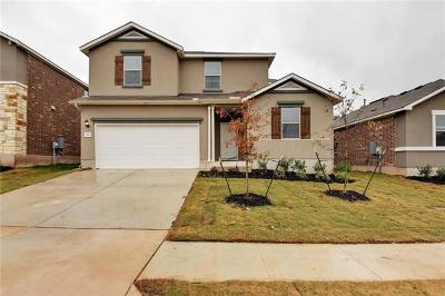 San Marcos Single Family Home For Sale: 321 Mary Max Circle