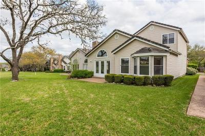 Lakeway Single Family Home For Sale: 6 Champion Ln