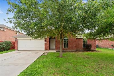 Lockhart Single Family Home Pending - Taking Backups: 1613 Sunflower