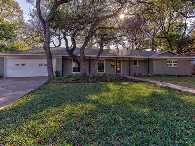 Austin Single Family Home For Sale: 5915 Bullard Dr