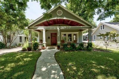 Single Family Home For Sale: 4206 Sinclair Ave