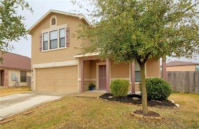 Hays County, Travis County, Williamson County Single Family Home For Sale: 13112 Winters Cv