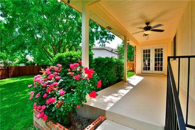 Cedar Park Single Family Home For Sale: 602 Territory Cv