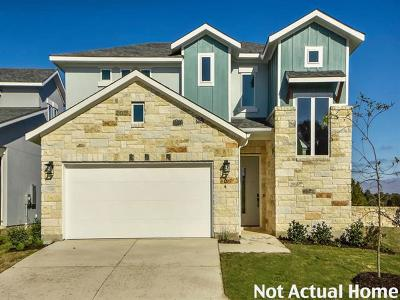 Cedar Park Single Family Home For Sale: 13701 Ronald Reagan Blvd #7