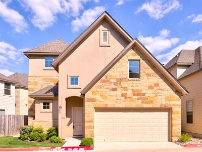 Williamson County Single Family Home For Sale: 13001 Hymeadow Dr #36
