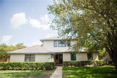 Cedar Park Single Family Home For Sale: 603 Post Oak Cir