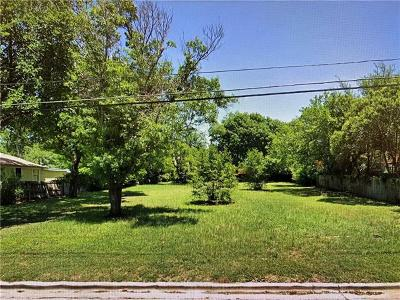 Austin Residential Lots & Land For Sale: 5111 Woodview Ave