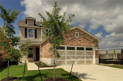 Hutto Single Family Home For Sale: 118 Danish Dr