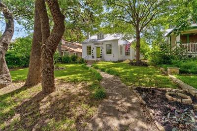 Austin Single Family Home Pending - Taking Backups: 1505 Alta Vista Ave