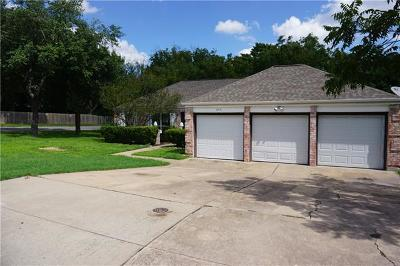 Austin Single Family Home For Sale: 1014 Little Elm Park