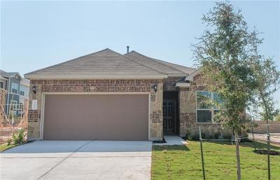Hutto Single Family Home For Sale: 1012 McCormick Cv