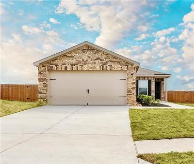 Liberty Hill Single Family Home For Sale: 213 Continental Ave