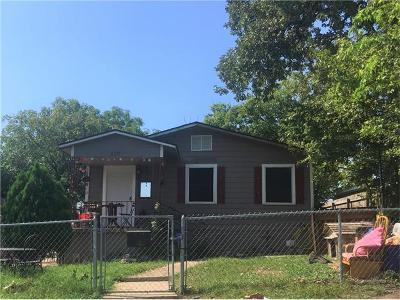 Austin Single Family Home For Sale: 2111 E 9th St