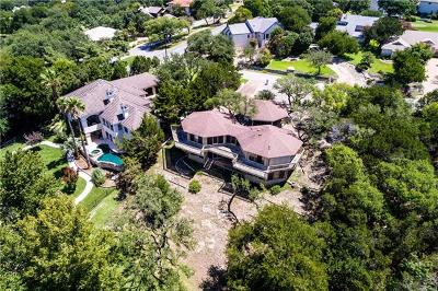 Austin, Lakeway Single Family Home For Sale: 104 Cold Water Ln