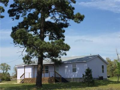 Bastrop Single Family Home Pending - Taking Backups: 562 Pine Tree Loop