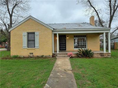Smithville Single Family Home Pending - Taking Backups: 801 Bishop St