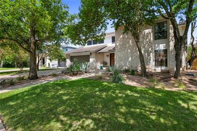 Austin Single Family Home For Sale: 1504 Wilson Heights Dr