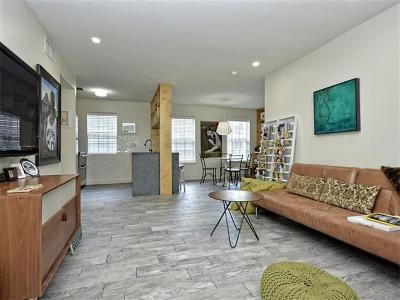 Travis County Condo/Townhouse For Sale: 300 Crockett St #106