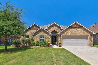 Cedar Park Single Family Home Pending - Taking Backups: 2419 Sweetwater Ln