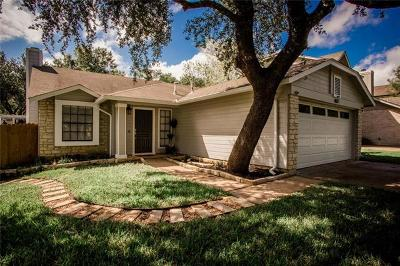 Austin TX Single Family Home For Sale: $309,900