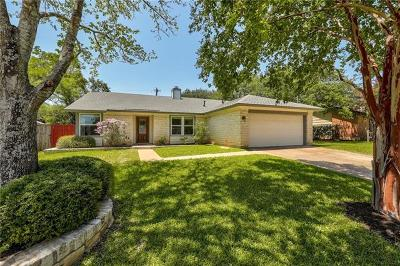 Travis County Single Family Home Pending - Taking Backups: 3605 Palomar Ln