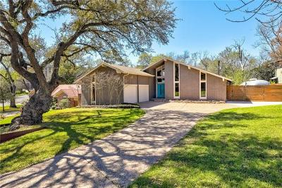 Single Family Home For Sale: 7902 Ceberry Dr