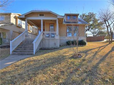 Hays County, Travis County, Williamson County Single Family Home For Sale: 8300 Dulcet Dr