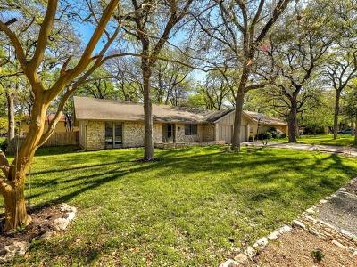 Single Family Home For Sale: 4402 Andalusia Dr