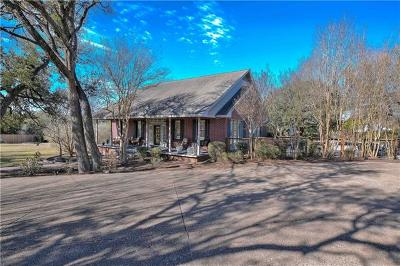 Hays County, Travis County, Williamson County Single Family Home For Sale: 12133 Fitzhugh Rd