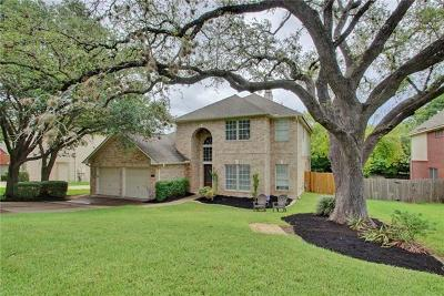 Travis County Single Family Home For Sale: 1329 Braided Rope